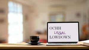 Legal Lowdown
